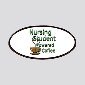 coffee nursing student Patch