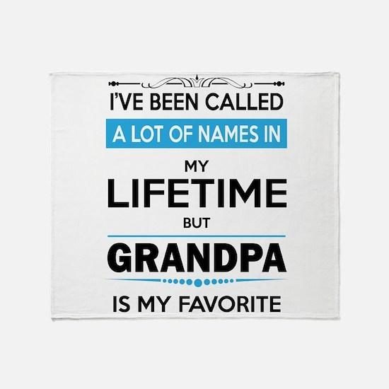 I VE BEEN CALLED GRANDPA -may favorite grandpa Thr