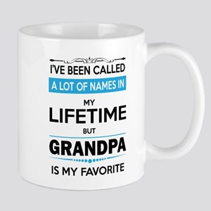 I VE BEEN CALLED GRANDPA -may favorite grandpa Mug