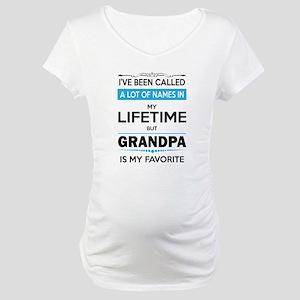 I VE BEEN CALLED GRANDPA -may favorite grandpa Mat