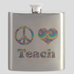 2-peace love teach copy Flask