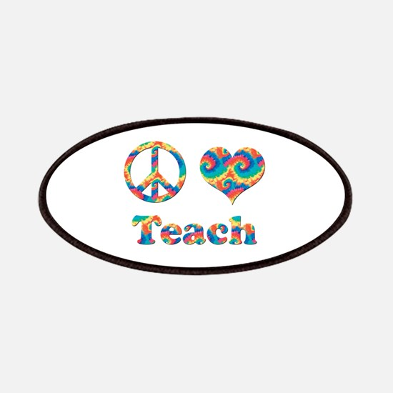 2-peace love teach copy.png Patch