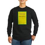 Mini Poster Image 3 Long Sleeve Dark T-Shirt