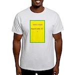 Mini Poster Image 3 Light T-Shirt