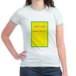 Mini Poster Image 3 Jr. Ringer T-Shirt