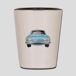 1963 Avanti Shot Glass