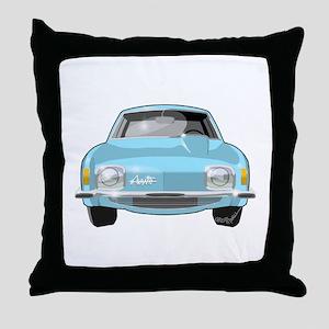 1963 Avanti Throw Pillow