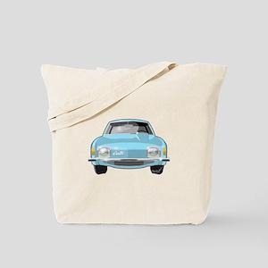 1963 Avanti Tote Bag