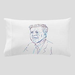 JFK - Bold Hues Pillow Case