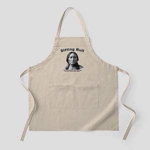 Sitting Bull: Lies Apron