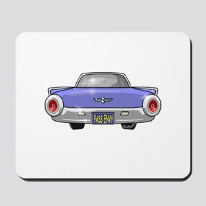 1961 Ford T-Bird Mousepad