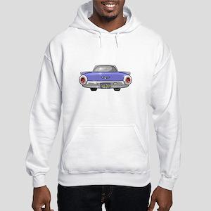 1961 Ford T-Bird Hooded Sweatshirt