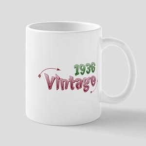 vintage 1936 Mugs