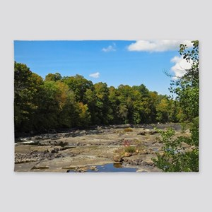 Rocky River 5'x7'Area Rug