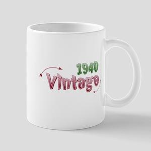 vintage 1940 Mugs