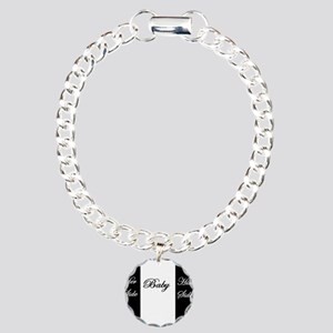 Her Side, His Side, Baby Charm Bracelet, One Charm