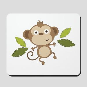 Baby Monkey Mousepad
