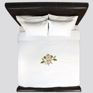 Baby Monkey King Duvet
