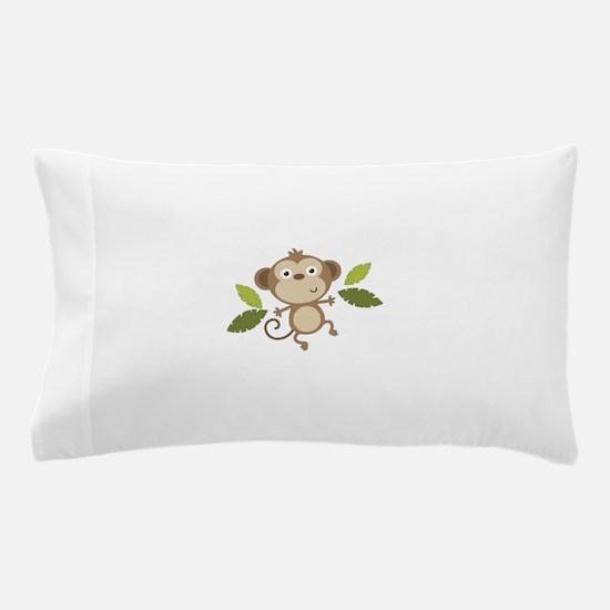 Baby Monkey Pillow Case