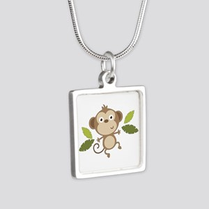 Baby Monkey Necklaces