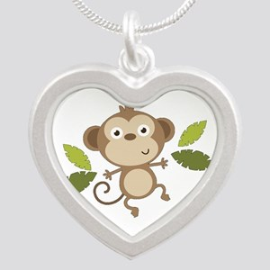 Baby Monkey Necklaces