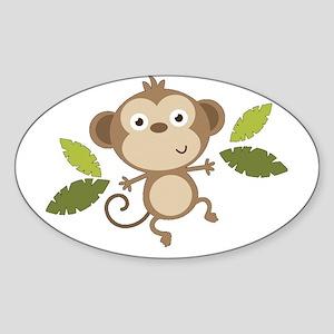 Baby Monkey Sticker
