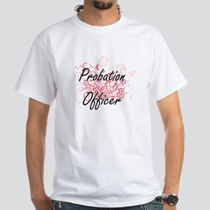 Probation Officer Artistic Job Design with T-Shirt