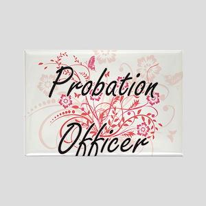 Probation Officer Artistic Job Design with Magnets