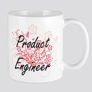 Product Engineer Artistic Job Design with Flo Mugs