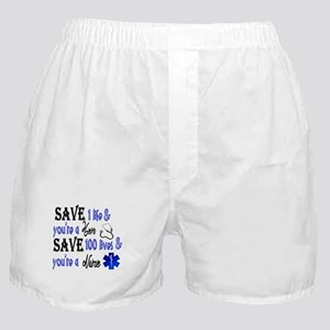 Nurse, Save Boxer Shorts