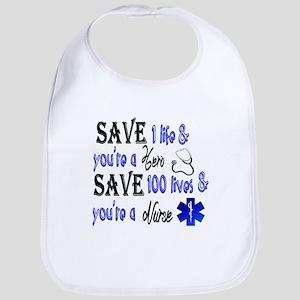 Nurse, Save Bib