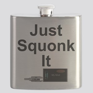 Squonk it. Flask