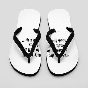 tact:Winston Churchhill Flip Flops