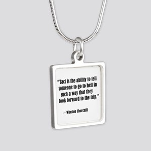 tact:Winston Churchhill Necklaces
