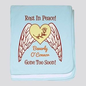 REST IN PEACE! baby blanket