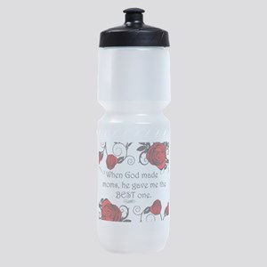 Best mom Sports Bottle