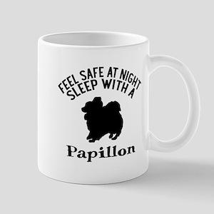 Feel Safe At Night Sleep With Pa 11 oz Ceramic Mug