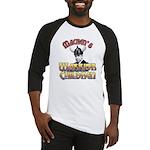 Warrior Children Baseball Jersey