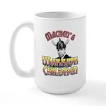 Warrior Children Large Mug