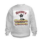 Warrior Children Kids Sweatshirt