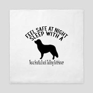 Feel Safe At Night Sleep With Nova Sco Queen Duvet