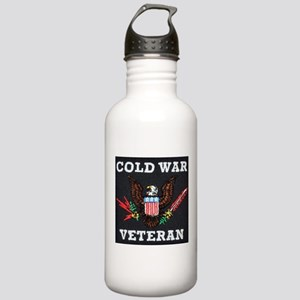 Cold War Era Veteran Water Bottle