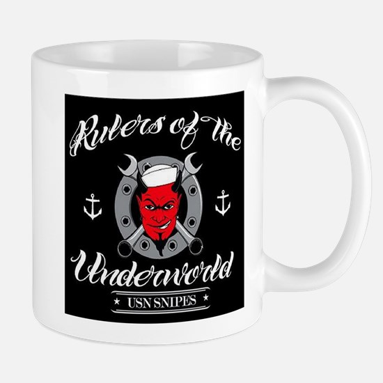 US Navy Snipes Mugs