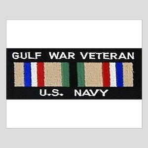 Navy Gulf War Veteran Posters
