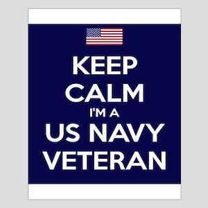 I'm a Navy Veteran Posters