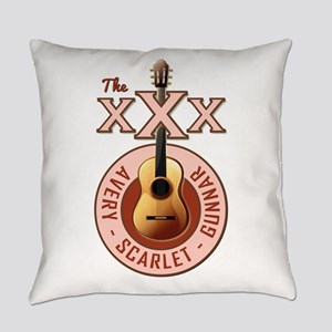 THE TRIPLE X'S Everyday Pillow