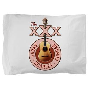 THE TRIPLE X'S Pillow Sham