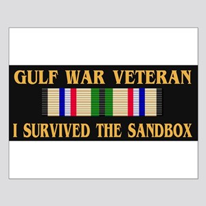 I survived the sandbox Posters