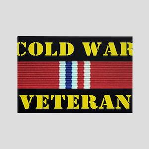 COLD WAR VETERAN Magnets