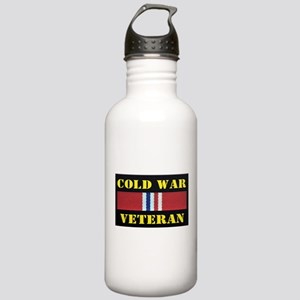COLD WAR VETERAN Water Bottle